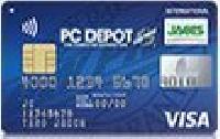 PC DEPOT カード(PCデポ)