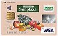 サンプラザJACCSカード